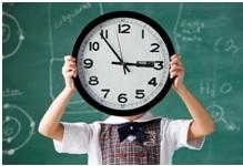 temps rentrée scolaire