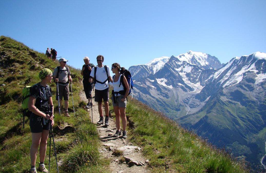 Bien préparer votre première randonnée en montagne